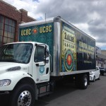 Urban Chestnut Box Truck
