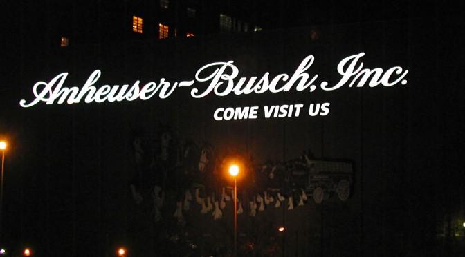 Anheuser-Busch Neon