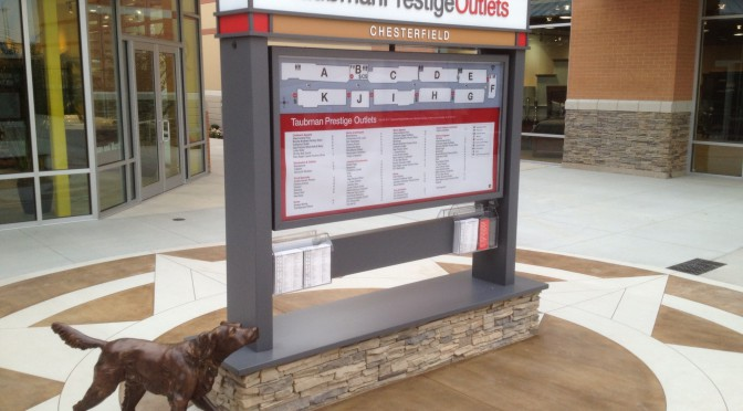 Taubman-Prestige Outlets Directories