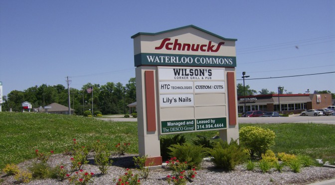 Schnucks Waterloo Commons