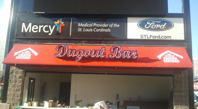Dugout Bar – Ballpark Village