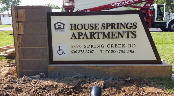 House Springs Apartments