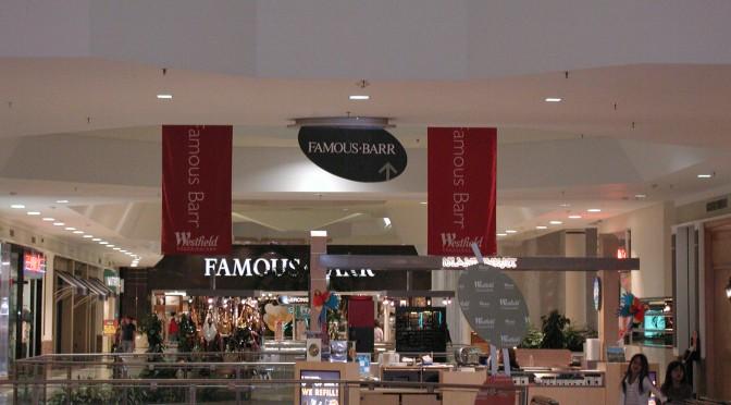 Chesterfield Mall Interior