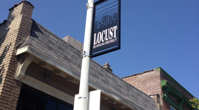 Locust Business District