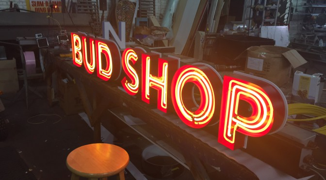 Bud Shop at Ballpark Village